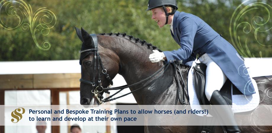 Sarah Sjoholm-Patience International Grand Prix Dressage Rider, British Horse Society Accredited Coach and British Dressage Para Coach and Trainer