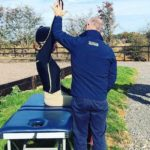 Elite Equestrian Physio, Andy Thomas, is coming to Horsham