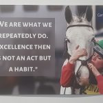Turning Excellence into a Habit