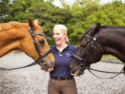 How we are caring for, handling and training our horses.