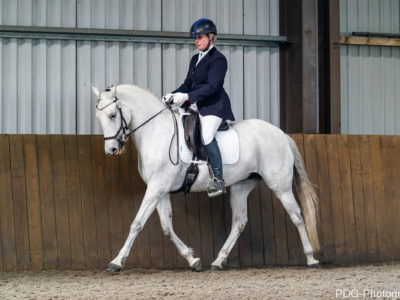 Back Out Competing At Last!